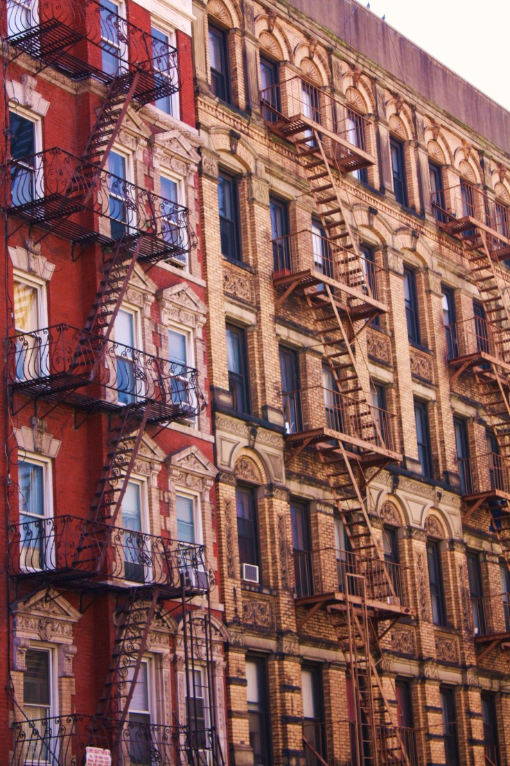 Typical Manhattan Apartments