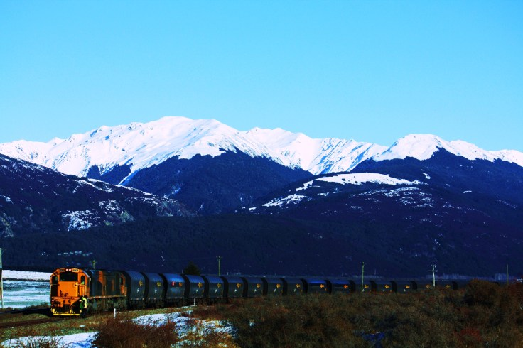Transalpine Express, New Zealand
