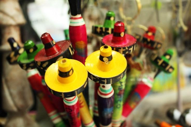 Mexican Hats Pens